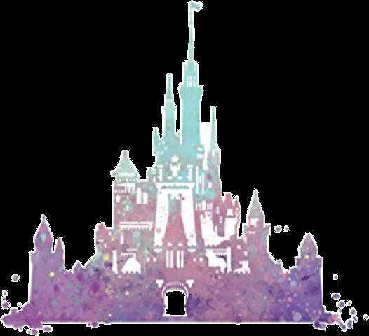 Download Disney Cinderella Castle Silhouette PNG Image ...