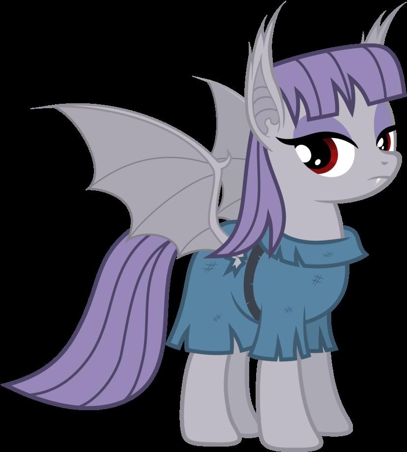Maud Pie Bat Pony - My Little Pony Maud Pie Bat (848x942), Png Download