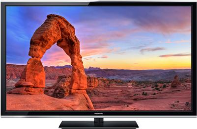 Download The S60 Is A Basic Plasma Tv With No 3d Capability Panasonic Tv 2013 Models Png Image With No Background Pngkey Com