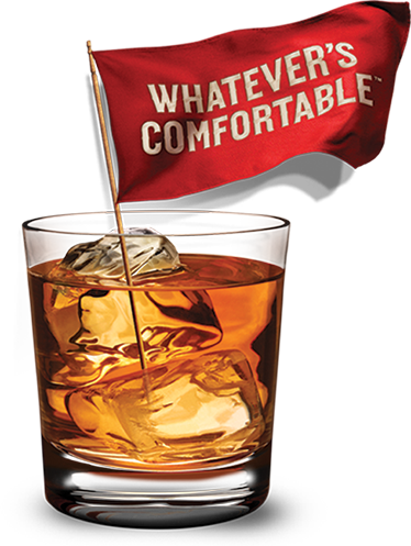 Download From Classic Calls To Crowd Pleasing Mixers Southern Glass Of Southern Comfort Png Image With No Background Pngkey Com
