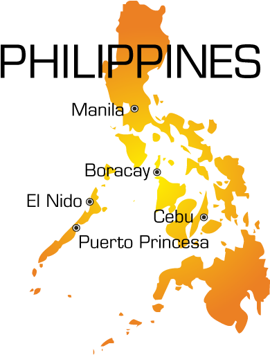 Download Map Map Of The Philippines Outline Png Image With No