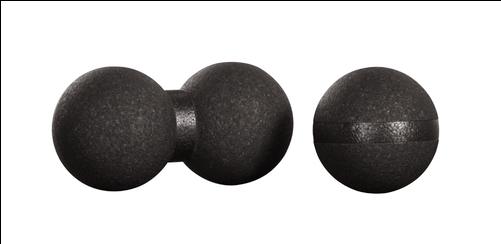 Download Massage Therapy Ball Set, Medium Black - Eye Shadow