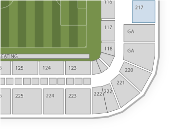 Bbva Comp Stadium Seating Chart Concert Soccer Specific 350x350 Png