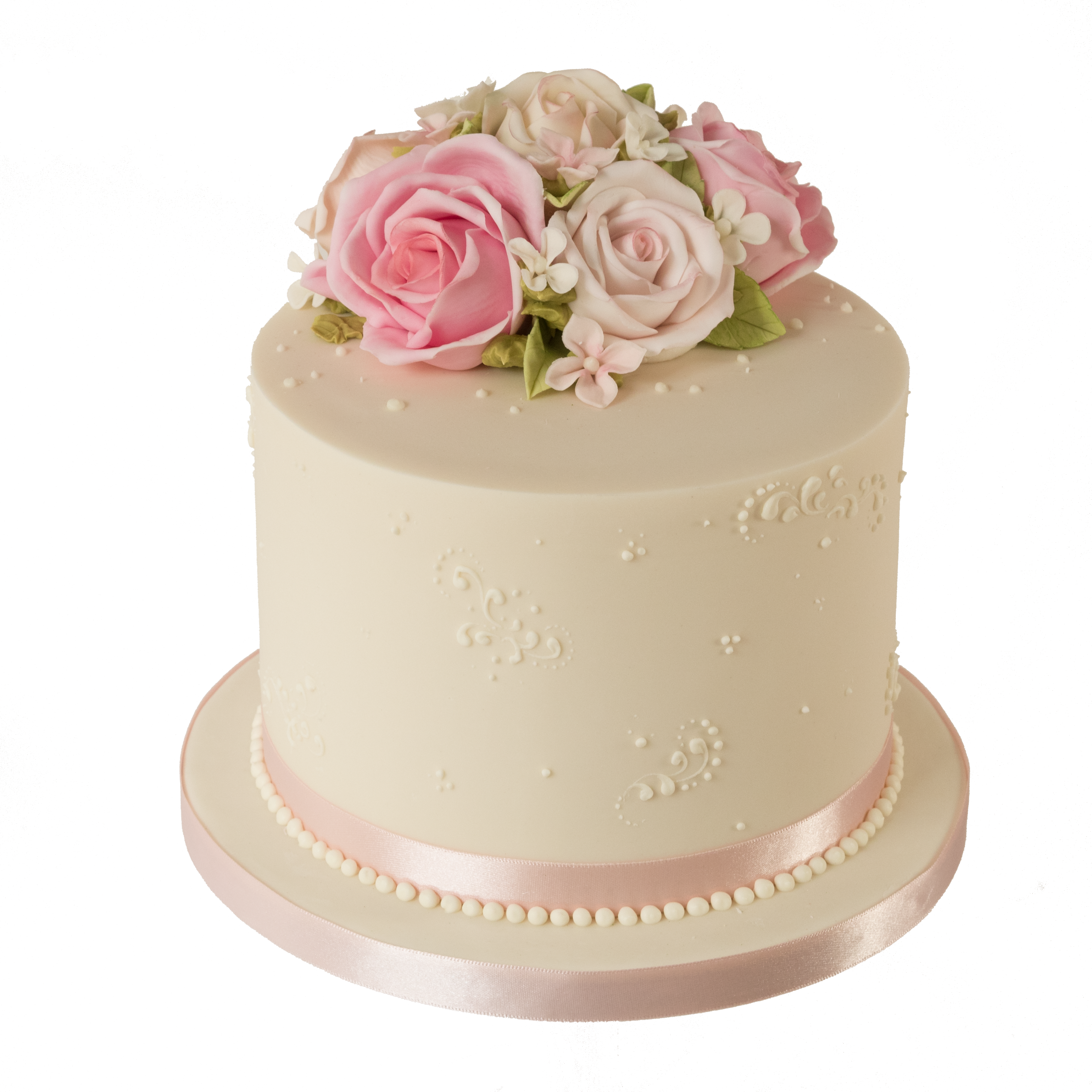 Phenomenal Download Birthday Cake With Roses Png Image With No Background Birthday Cards Printable Trancafe Filternl