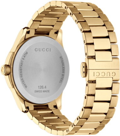 c4871d95fad Gucci G-timeless Diamante Pattern Dial Pvd Gold Plated - Gucci Watch Women  Rose Gold