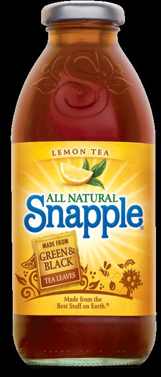 Download Hector Sifuentes - Snapple Lemon Tea 20 Oz Plastic Bottles