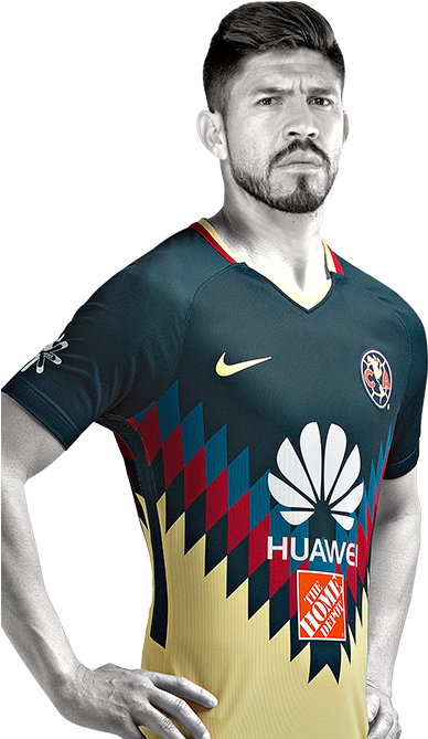 Download Club America Club America 2017 Oribe Peralta Png Image With No Background Pngkey Com