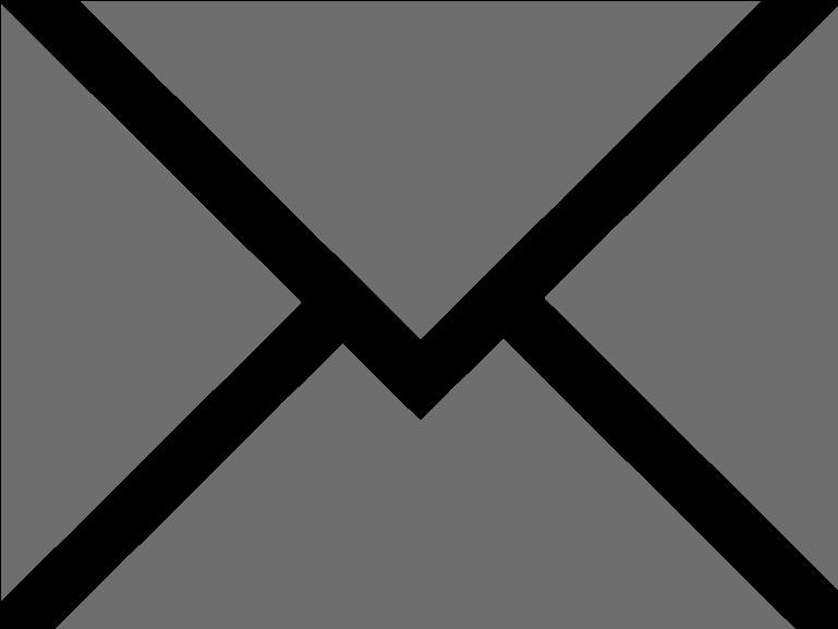 Transparent Mail Vector Png