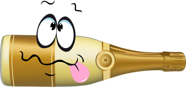 Download Bouteille De Champagne Clipart Bebida Cartoon Png Bouteille De Champagne Clipart Png Image With No Background Pngkey Com