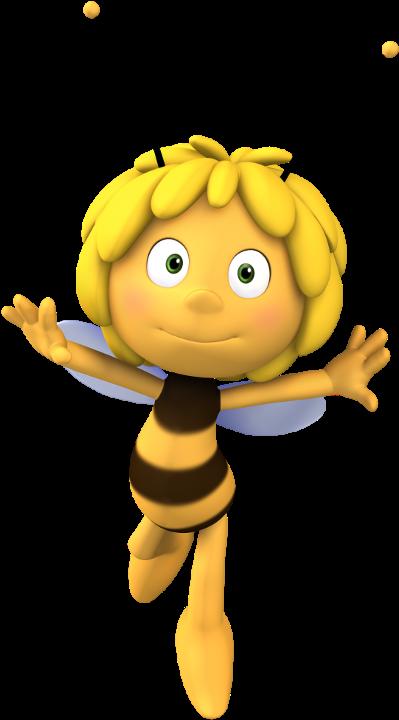 пчелка майя картинка пнг школьницей, сара