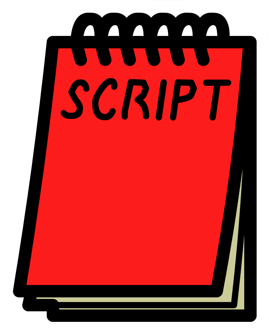 download wtb bot script that messages users on soundcloud movie script clipart png image with no background pngkey com movie script clipart png image with no