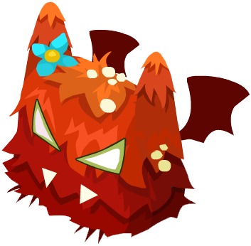 Download Mama Ferny Fat Bat - Clicker Heroes PNG Image with