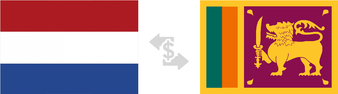 Send Money To Srilanka From Netherlands Sri Lanka Flag 2017 1144x355 Png