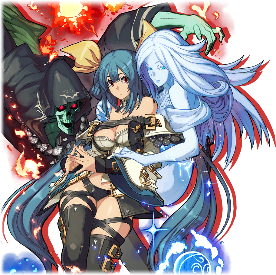 Download Dizzy Img01 Guilty Gear Xrd Rev 2 Dizzy Png Image With