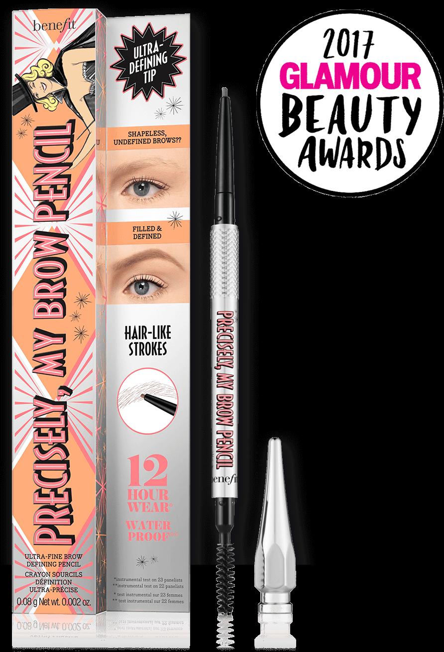 Precisely, My Brow Pencil Lápiz De Cejas - Benefit Cosmetics Precisely, My Brow Eyebrow Pencil (1220x1380), Png Download