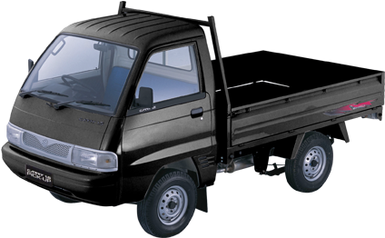 Mobil Pick Up Png - Mobil Pick Up Warna Biru (430x280), Png Download