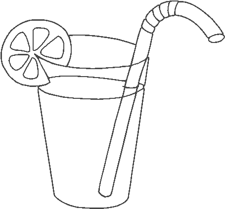 Download Dibujo De Vaso De Refresco Para Colorear Soda