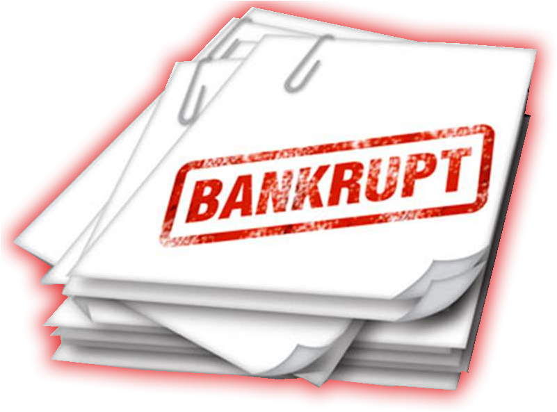 Download Bankruptcy PNG Image with No Background - PNGkey.com