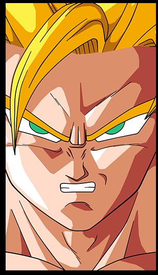 Download Goku Saiyan Hd Wallpaper For Your Mobile Phone