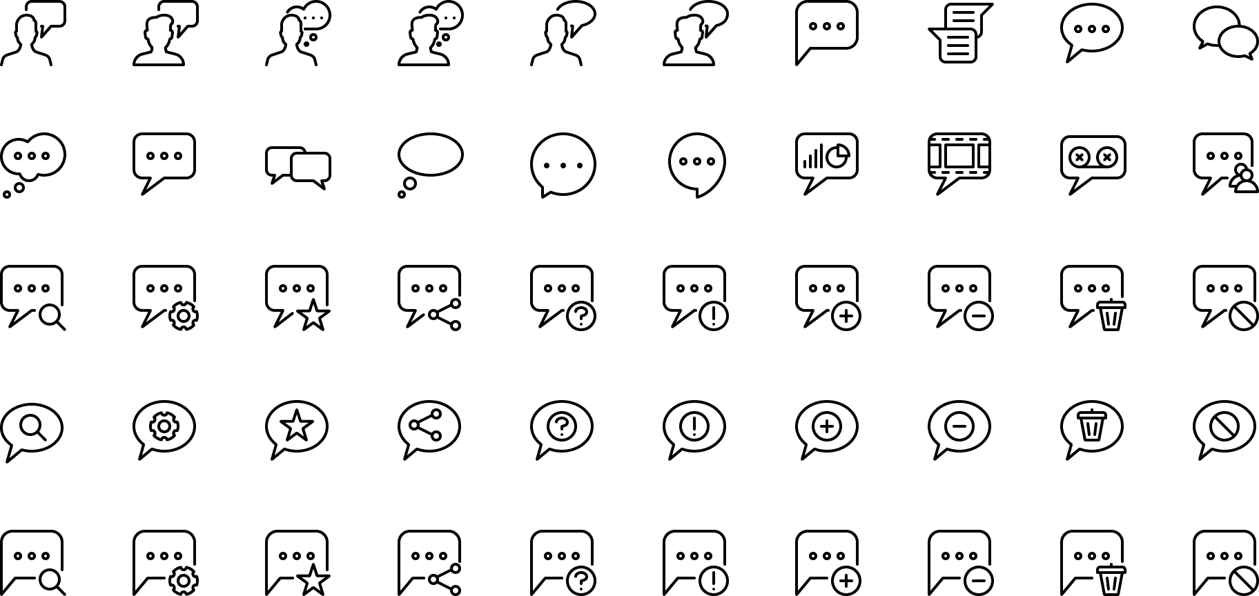 Download Icon Messages And Chat - Swift Tab Bar Icons PNG