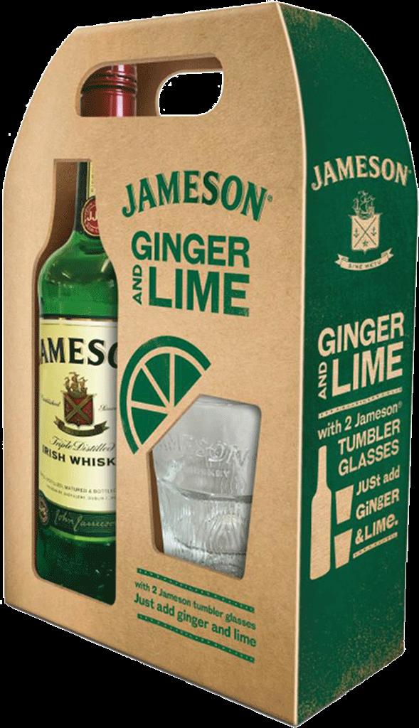 Jameson Irish Whiskey Gift Pack