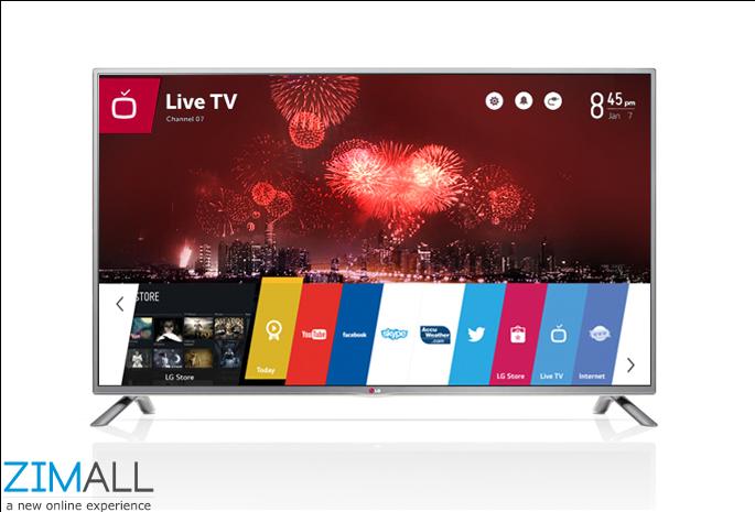 Lg 42 Inch Cinema 3d Smart Tv - Lg Smart Tv 55 Inch Full Hd (800x475), Png Download