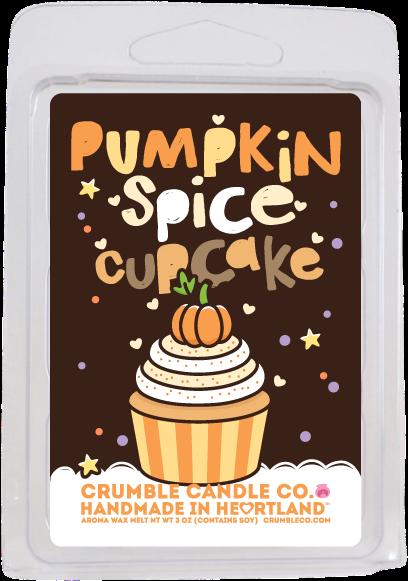 Pumpkin Spice Cupcake - Pumpkin Pie Spice (606x606), Png Download