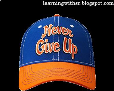 John Cena Cap Png - John Cena Never Give Up Hat (385x385), Png Download