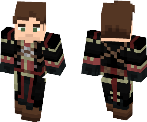 Download Me Assassin S Creed Minecraft Skin Hollow Knight Png