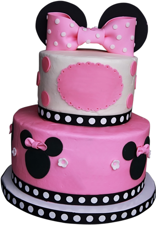 Surprising Download Cake Ideas For Girls Minnie Mouse Cake 3 Years Old Png Funny Birthday Cards Online Fluifree Goldxyz