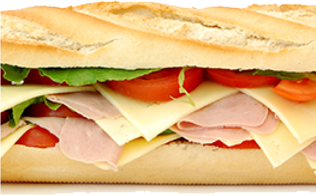 Sandwich Png Transparent Images - Ready To Eat Food Refrigerated (640x480), Png Download