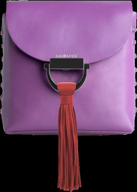 Download Caddy Shoulder Bag Purple - Messenger Bag PNG Image