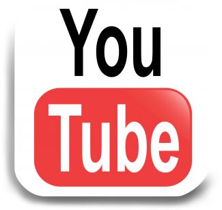 Youtube Icon Png Image - Youtube Logo 100 Subscribers (400x358), Png Download