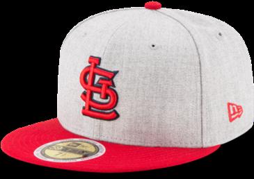 the best attitude 3a794 25277 St Louis Cardinals Mlb New Era 59fifty Heather Hit - Men s St. Louis  Cardinals New