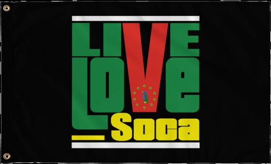 Download St Vincent Flag PNG Image with No Background