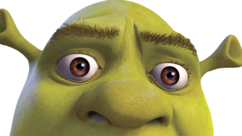 Who's Your Shrek Soulmate - Shrek Depression (500x281), Png Download