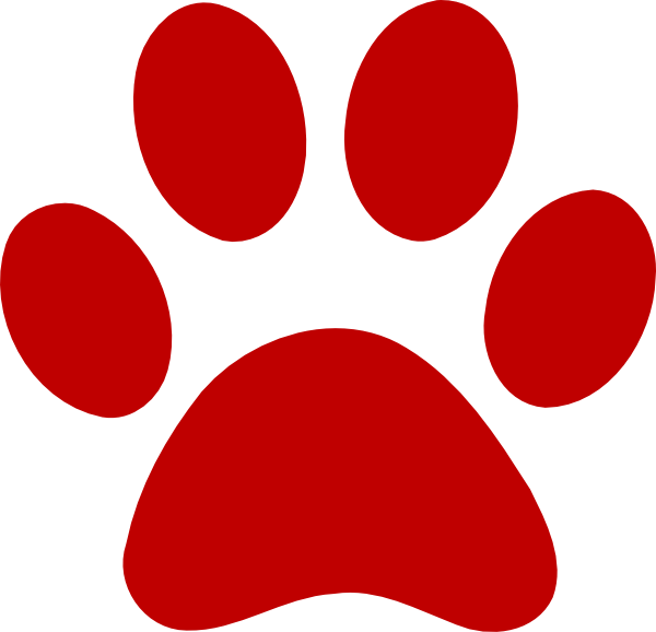 Download Red Paw Print Clip Art At Clker Com Vector Clip Art Red Dog Paw Print Png Image With No Background Pngkey Com The free images are pixel perfect to fit your design and available in both png and vector. red dog paw print png