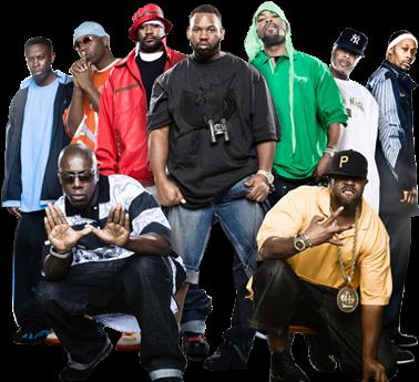 Wu Tang Clan Recent (400x348), Png Download