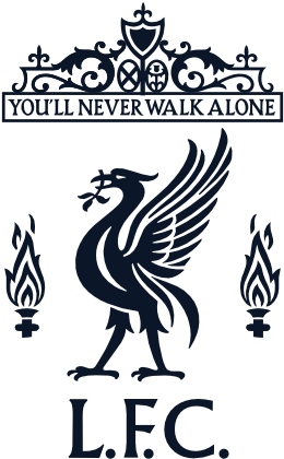 Download Shankly Gates Lfc Template Liverpool Fc Logo 2018 Png Image With No Background Pngkey Com