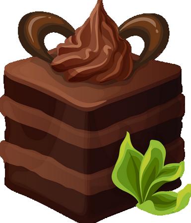 Download Gateau Au Chocolat Png Tube Gateau Au Chocolat Dessin