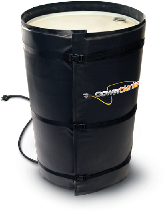 Powerblanket Bh55-pro 55 Gallon Pro Drum Heater (600x800), Png Download