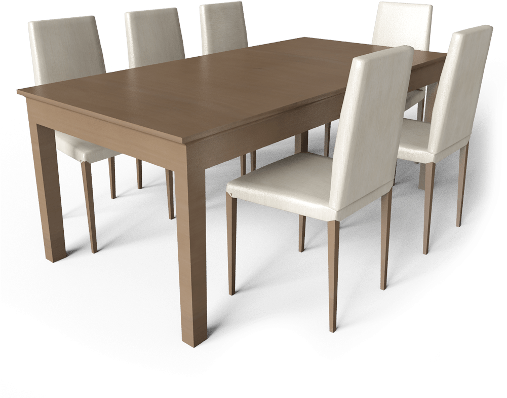 Download Cad And Bim Object Markor Dining Table 2 Ikea