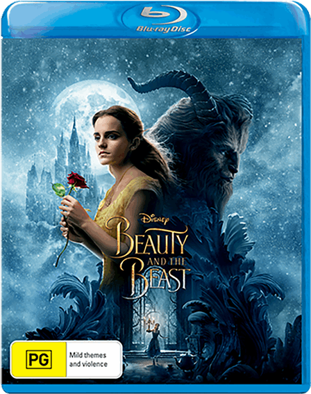 download beauty and the beast blu ray