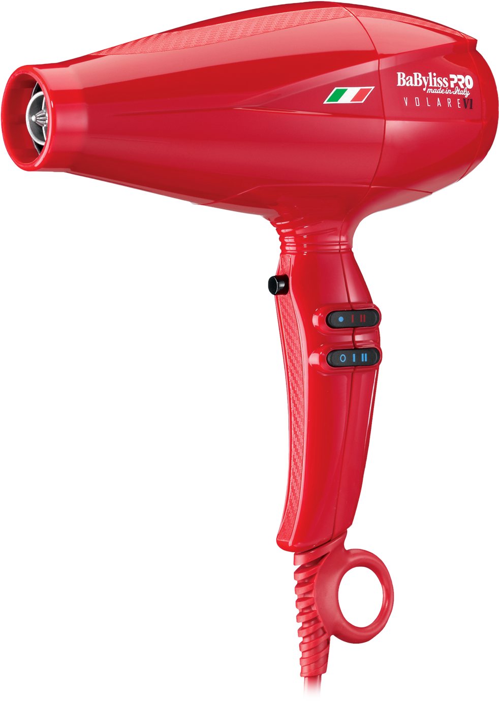 Download Babylisspro Ferrari Red Volare V1 Blow Dryer Babyliss Pro Nano Titanium Volare V1 Ferrari Full Size Png Image With No Background Pngkey Com