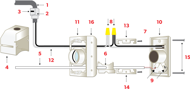 central vacuum wiring diagram wiring diagram directory  central vacuum wiring diagram #15