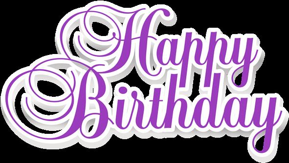 Happy Birthday Png — Lovely Meme