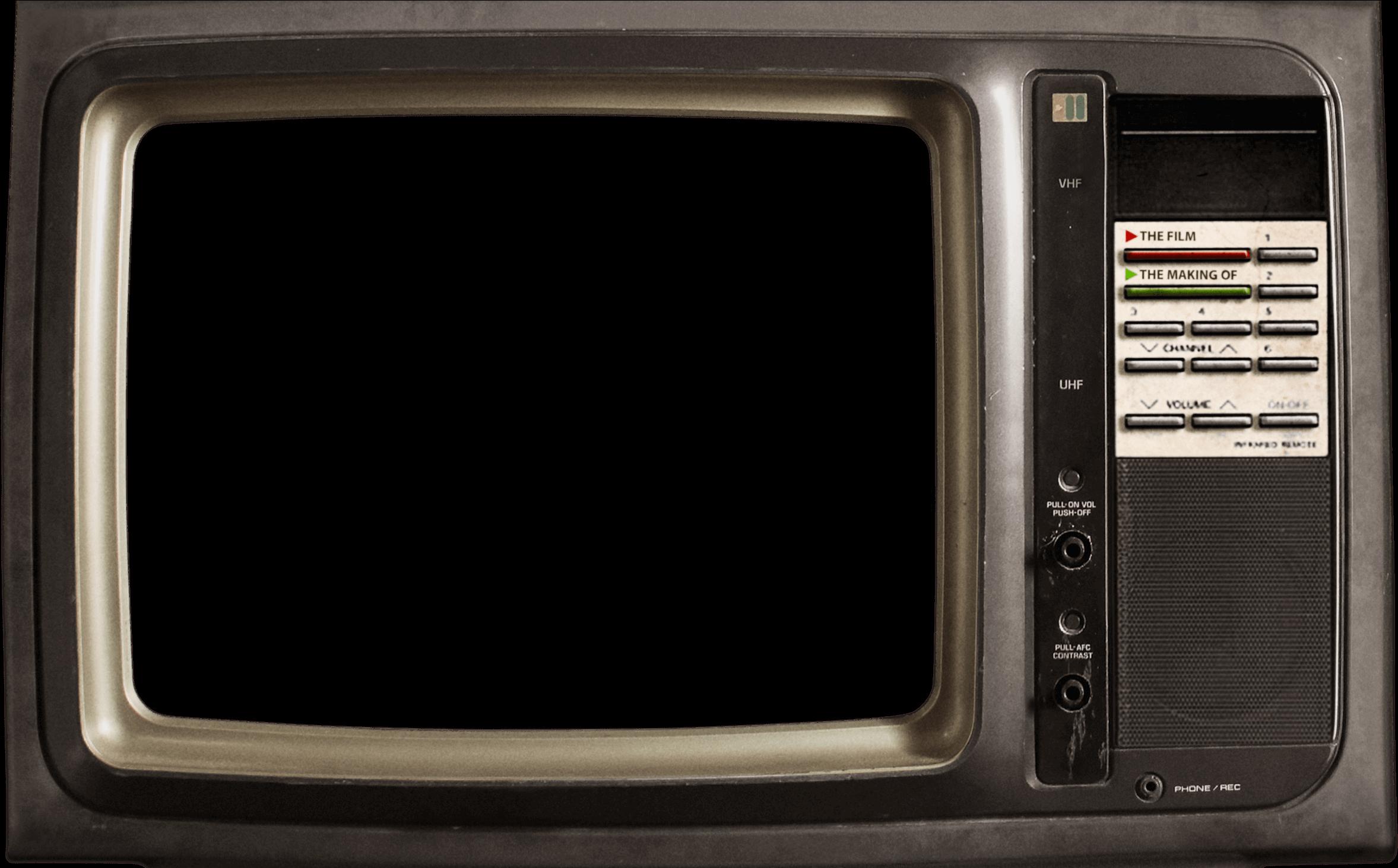 Download Old Tv Set Png - Old Tv Png Transparent PNG Image ...