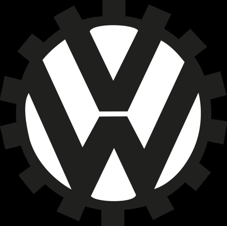 Volkswagen Clipart Volkswagen Logo - Volkswagen Logo 1939 (780x779), Png Download