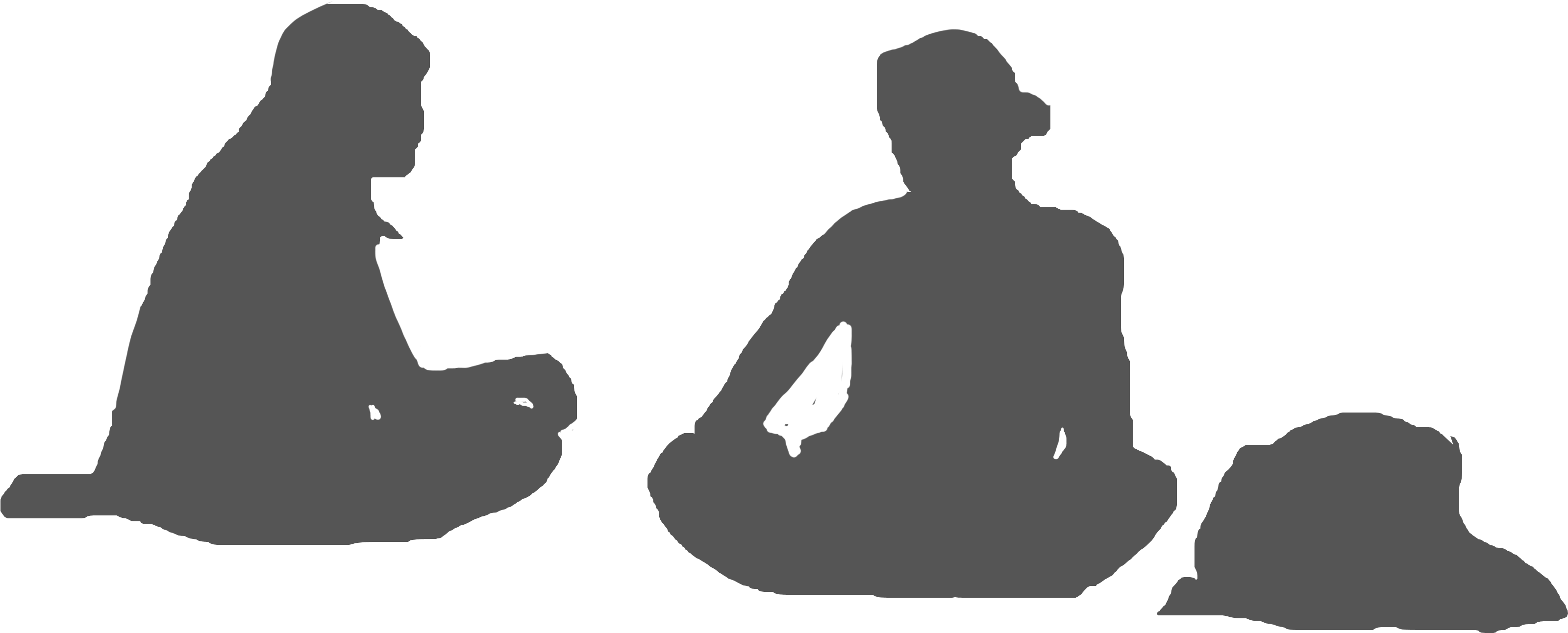 Download Human Silhouette Sitting Png Human Silhouette Png Photoshop Png Image With No Background Pngkey Com Man head and shoulders silhouette. download human silhouette sitting png