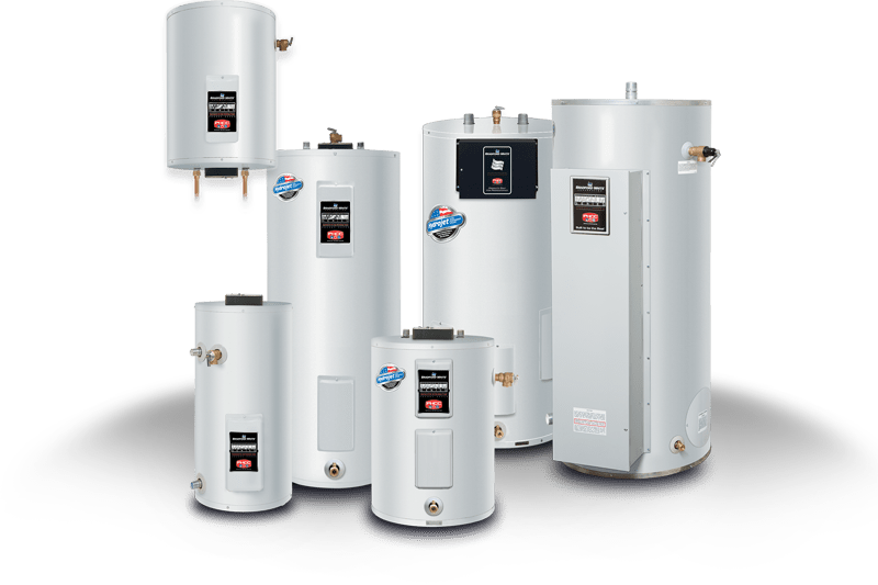 Download Heating Repair Perth 12 Gallon Bradford White Electric Water Heater Png Image With No Background Pngkey Com
